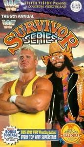 WWF - The 6th Annual Survivor Series [VHS]