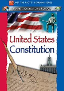 Just The Facts: The United States Constitution [DVD]