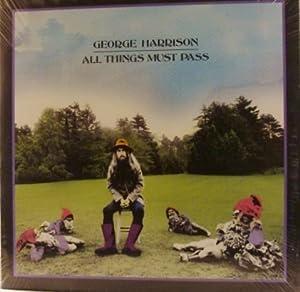 All Things Must Pass(Record Album/Vinyl Box Set,3 LPS, UK reissue