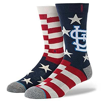 Stance Mlb Brigade St. Louis Cardinals Socks
