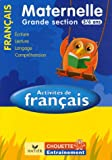 img - for Chouette Francais Grande Section (5/6) (French Edition) book / textbook / text book