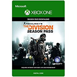 Tom Clancy's The Division Season Pass (for ALL gaming Platforms)