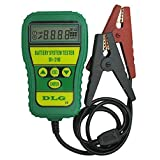 DLG DI-216 Automotive Battery Tester Vehicle Car Battery System Analyzer Diagnostic Tool (Color: Green)