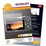 3 x atFoliX Schutzfolie Canon PowerShot SX220 HS - FX-Antireflex blendfrei