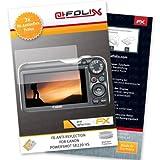 3 x atFoliX Screen Protection Canon PowerShot SX220 HS - FX-Antireflex anti-reflective