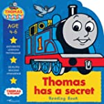 Thomas Has a Secret: Reading Book (Th...
