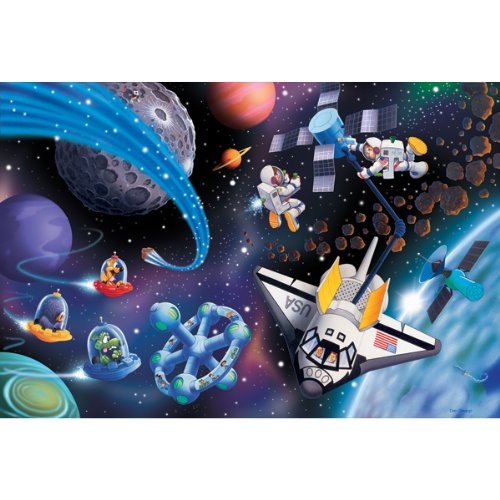 Cheap Great American Fun in Space – 36 Pieces Floor Puzzle (B001JG7SO0)