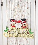 クリスマスリース・店舗 かわいい おしゃれ 飾り クリスマスツリーデコ 20cm