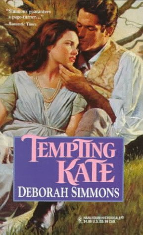 Image for Tempting Kate (Harlequin Historical Romances , Vol 371)