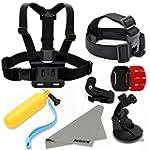 Aodoor GoPro accesorios kit 5 en 1 c�...