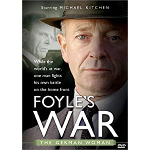 Foyle's War - The German Woman movie