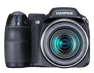 Fujifilm FinePix S2000HD Digital Camera - Black (10MP, 15x Optical Zoom) 2.7 inch LCD
