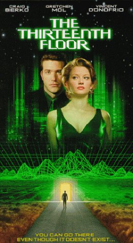 The Thirteenth Floor [VHS]