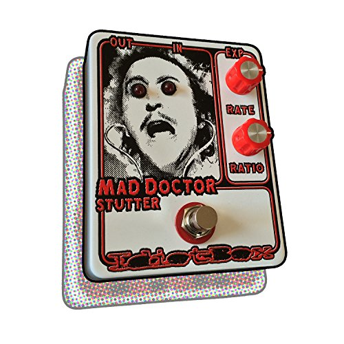 IdiotBox Mad Doctor Stutter Effect Pedal (Slow Gear Pedal compare prices)