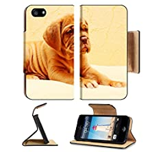 buy Apple Iphone 5 Iphone 5S Flip Case Puppy Dog Image 19890866 By Msd Customized Premium Deluxe Pu Leather Generation Accessories Hd Wifi Luxury Protector