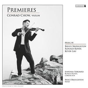 Premieres: Conrad Chow