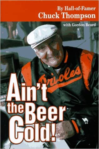 Ain't the Beer Cold! (Autobiography)