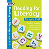 Reading for Literacy for Ages 7-8: Excellent Reading Resources for Classroom Use or Homework (Reading for Literacy)by Andrew Brodie