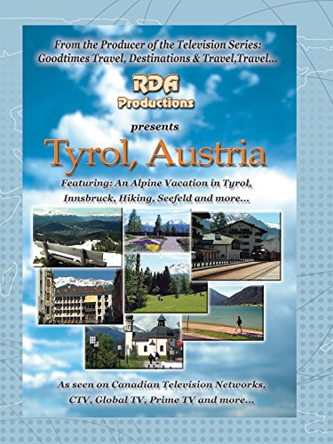 Tyrol, Austria on Amazon Prime Video UK