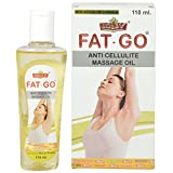 Jolly Fat-Go Anti Cellulite Massage Oil (Light Yellow)- 110 Ml