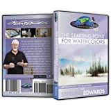 "Sterling Edwards - Video Art Lessons ""Starting Point for Watercolors"" DVD"