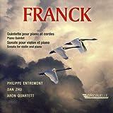 echange, troc Franck, Aron Quartet, Entremont - Piano Quintet