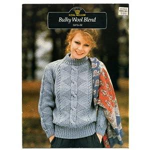 The Boxy Bulky Sweater, Sizes 12-14-16 | Free Knitting Patterns