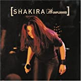 Shakira Album - Shakira: MTV Unplugged (Front side)