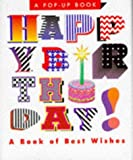Happy Birthday!: A Book of Best Wishes (Miniature Pop Up Book) (1561386049) by Zorn, Steven