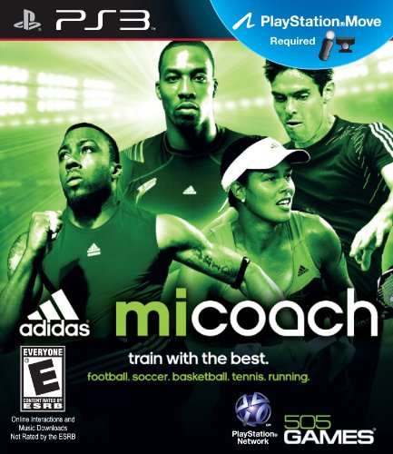 miCoach by Adidas - Playstation 3 - 1