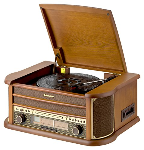 roadstar-hif-1899-retro-stereo-anlage-mit-plattenspieler-kassette-cd-player-und-radio-ukw-mw-cd-mp3-