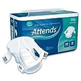 Attends Slip Active Medium (8) (75-110cm/29-43in) Pack of 28