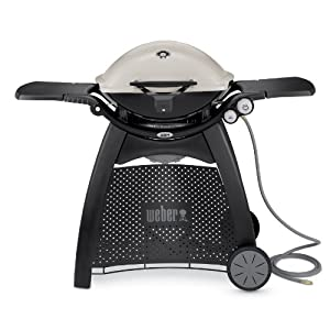 Weber 57067001 Q3200 Natural Gas Grill
