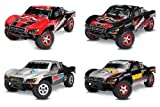 Traxxas 70054 Pro 4 Wheel Drive Short Course Truck, 1:16 Scale,Colors May Vary