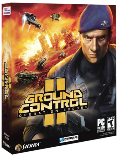 Ground Control 2 - Pc back-606642