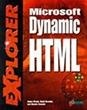 Microsoft Dynamic Html Explorer (1566047986) by Meade, James G.