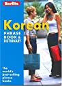 Berlitz Korean Phrase Book (Berlitz Phrase Book & Dictionary)