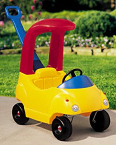 Buy Cheap Little Tikes Cozy Push Amp Ride Coupe Automotive