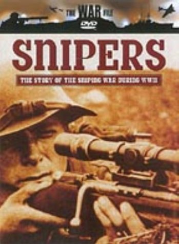 Snipers: The Story of the Sniping War During WWII, The War File [DVD]