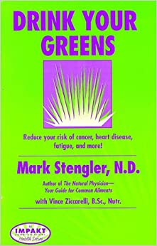 risk of cancer, heart disease, fatigue, and more!: Mark, N.D. Stengler