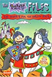 Rugrats Files The Quest For The Holey Pail: A Time Travel Adventure (0439259657) by Willson, Sarah
