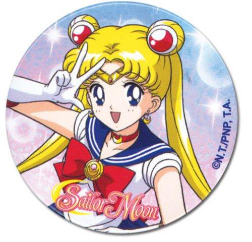 Sailor Moon: Sailor Moon Button