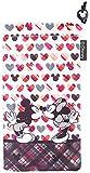 プレーリー ディズニー スマホ収納ポーチ KYUKYU ミッキーマウス・ミニーマウスのハート&キス DSN-KY-12022
