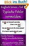 Englisch lernen - Teil 1, Typische Fe...