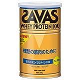SAVAS ザバス ホエイプロテイン100 バニラ味 360g