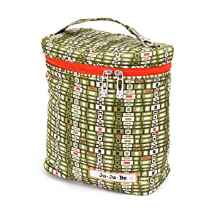 Ju-Ju-Be Fuel Cell Insulated Bag, Jungle Maze