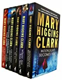 Mary Higgins Clark Mary Higgins Clark Collection 6 Books Set RRP £41.94 (Moon Light Becomes You, Dashing Through the Snow, On The Street Where You Live, Where are you now?, You belong to me, The Cradle Will Fall)