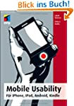 Mobile Usability: F�r iPhone, iPad, A...