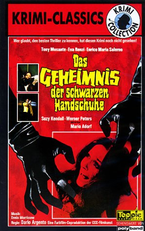 Das Geheimnis der schwarzen Handschuhe [VHS]