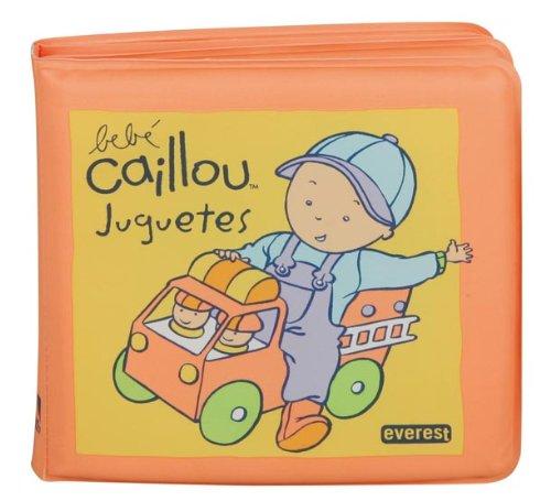 Bebé Caillou. Juguetes (Al agua con Caillou)